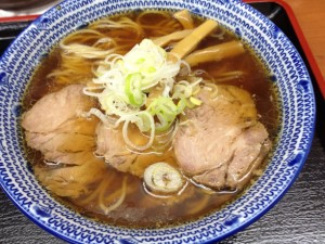鈴木ラーメン店(肉煮干)