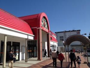 飯田駅の駅舎
