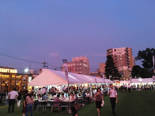 町田 ビール 祭り